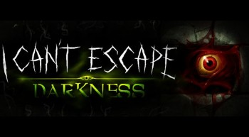 I Can't Escape: Darkness logo