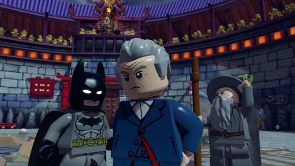 Lego Dimensions screen