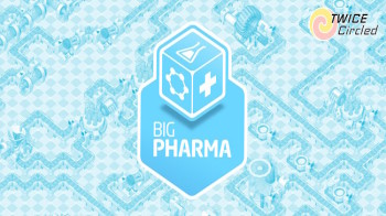 Big Pharma Game Logo Header