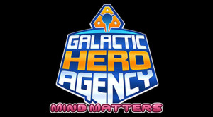 Galactic Hero Agency logo