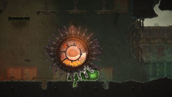 Mushroom 11 screen