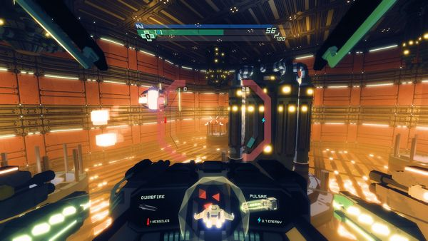 Sublevel Zero screen