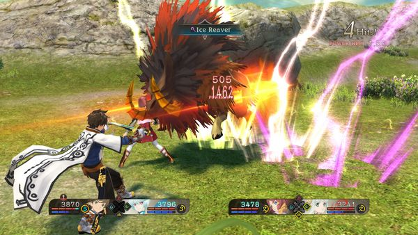 Tales of Zestiria screen