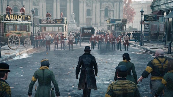 Borough Boss fight AC Syndicate