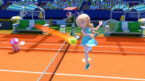 Mario Tennis Ultra Smash Image 1