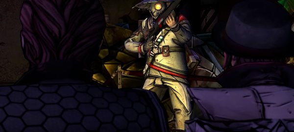 Tales from the Borderlands Episode 5 Image 1