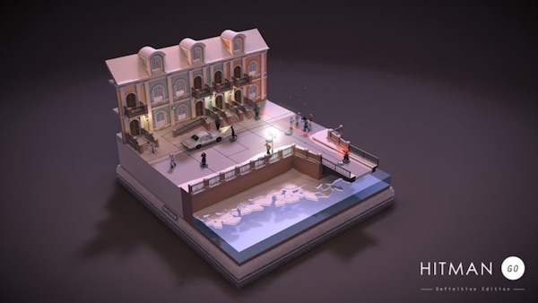 hitman go definitive edition 2