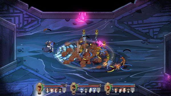 Masquerada screen