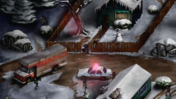 Postal Redux screen