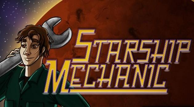 Starship Mechanic logo