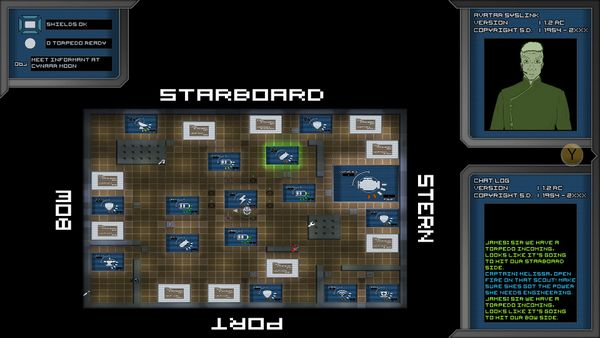 Starship Mechanic screen