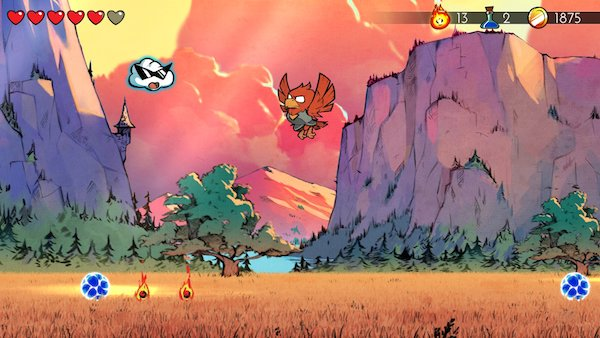 Wonder Boy Dragon's Trap Screenshot 1