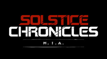 Solstice Chronicles MIA logo