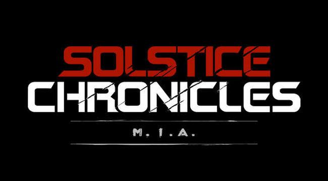 Solstice Chronicles MIA logo