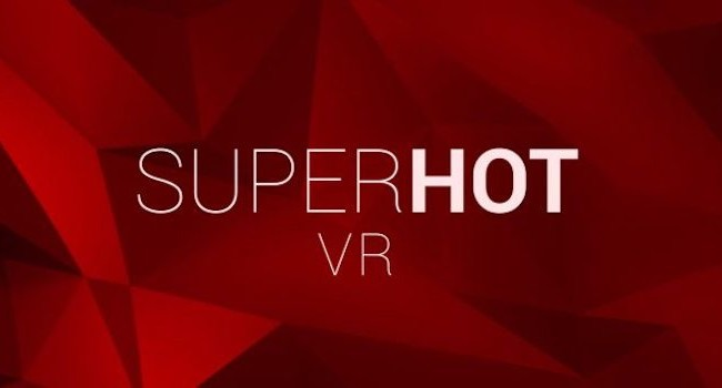Superhot VR Header Image