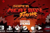 Super Meat Boy Forever Header Image
