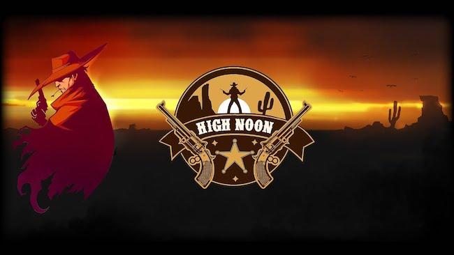 high noon banner