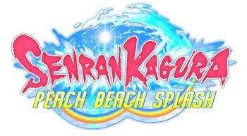 Senran Kagura Peach Beach Splash logo