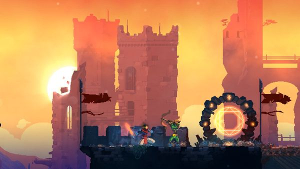 Dead Cells screen