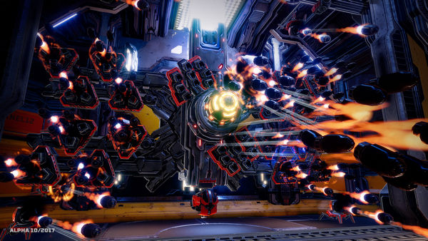 Mothergunship screen