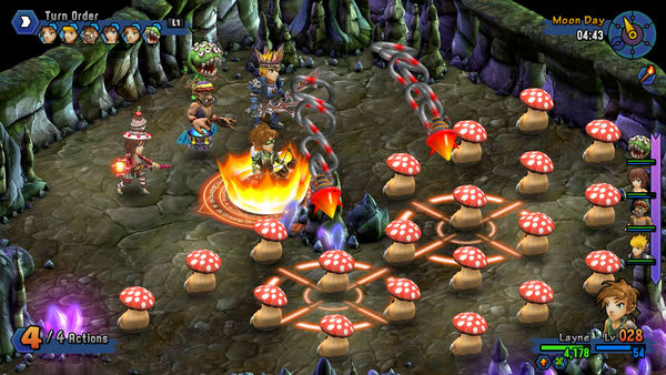 Rainbow Skies screen