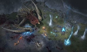 Diablo IV screen