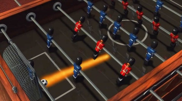 Foosball 2012 (PS3) Review