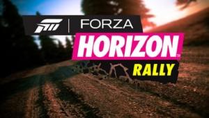 forza horizon rally