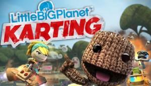 Little Big Planet Karting Logo