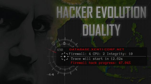 Hacker Evolution Duality image