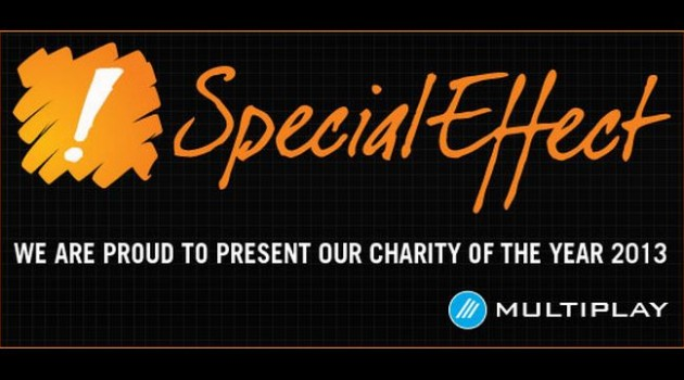 The Multiplay Effect: Special Effect named as Multiplay's charity to support in 2013