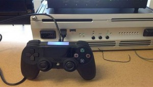leaked playstation 4 controller