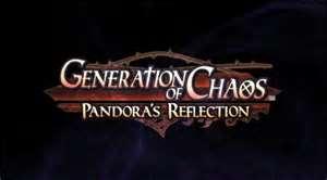 Generation of Chaos: Pandora's Reflection (Vita/PSP) Review
