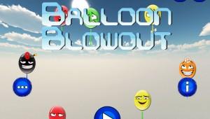 Balloon Blowout (Apple iPad) - 01
