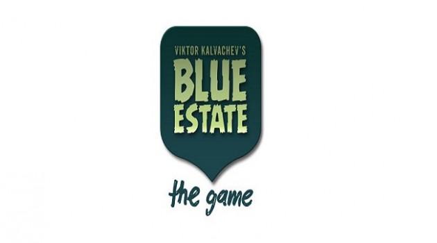 Blue Estate the Game Logo
