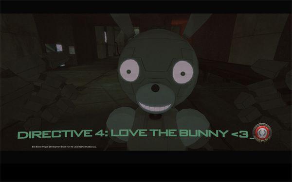 Boo Bunny Plague screen