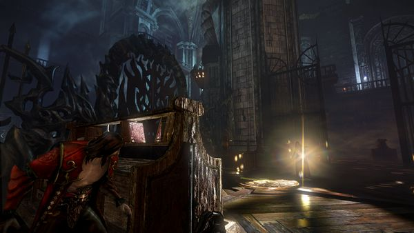 Castlevania Lords of Shadow 2 screen