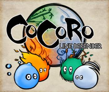 Cocoro Line Defender (3DS eShop) Review