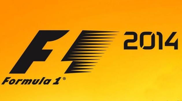 F1 2014 logo