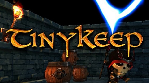 TinyKeep header