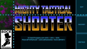 Mighty Tactical Shooter logo