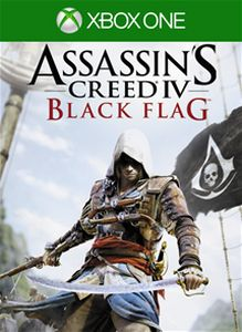 Assassin's Creed 4 box XB1