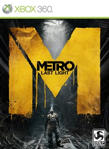 Metro Last Light box art