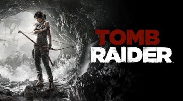 Tomb Raider header logo