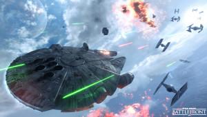 Star Wars Battlefront: Fighter Squadron Mode