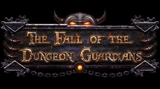 Fall of the Dungeon Guardians logo