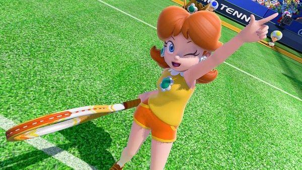 Mario Tennis Ultra Smash image 2