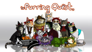 purring quest header image