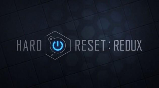 Hard Reset Redux logo