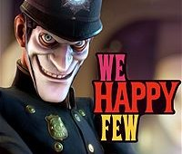 We Happy Few Art